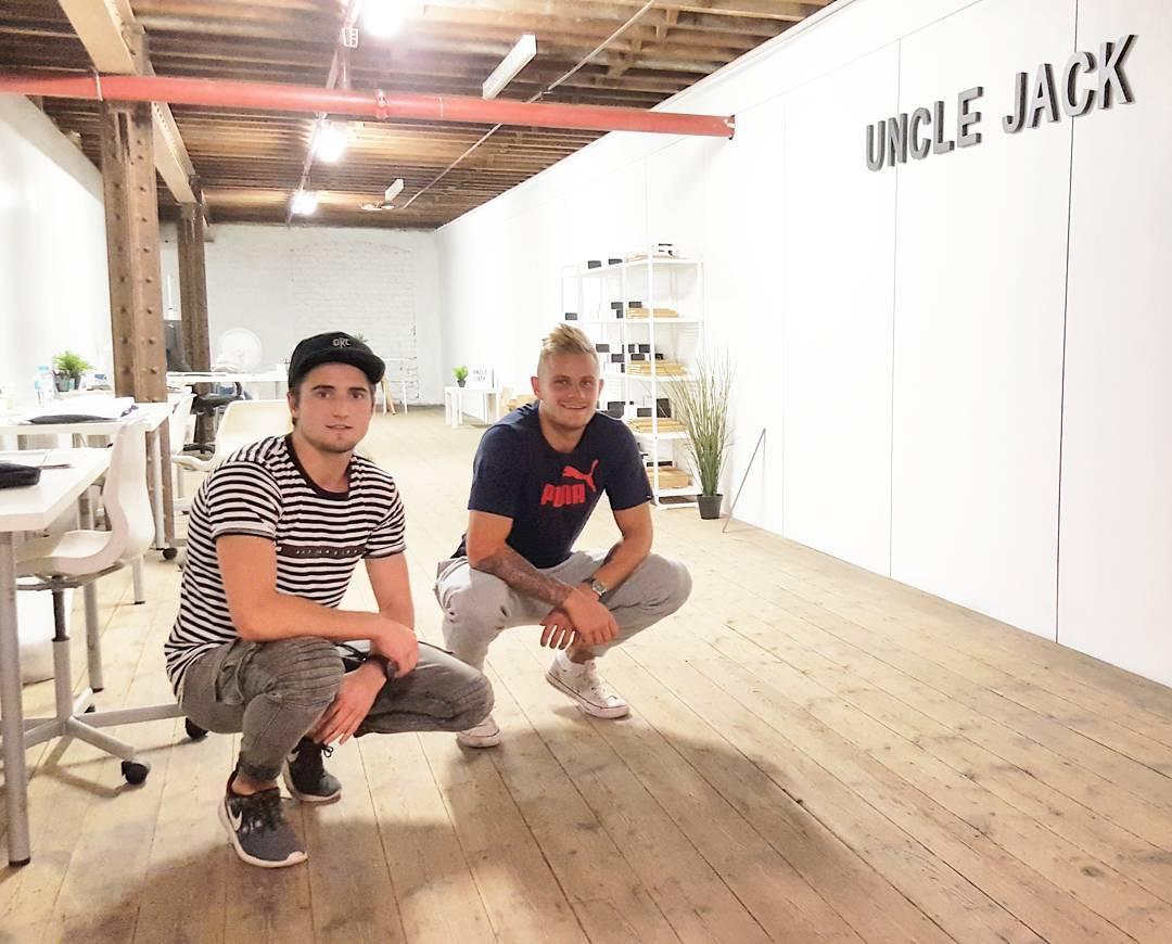 New Uncle Jack HQ ✌